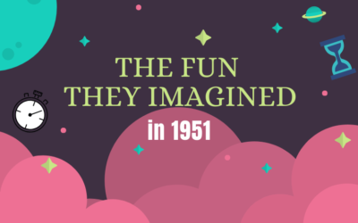 The Fun They Imagined In 1951