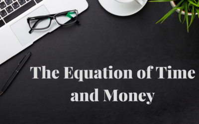 The Equation of Time and Money