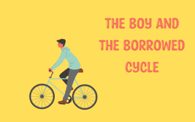 The Boy and The Borrowed Cycle